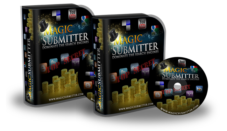 Search engine optimization, SEO with Magic Submitter